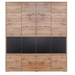 Купить Шкаф для одежды «Блэквуд» П558.15 в Симферополе, Крыму