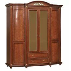 Купить Шкаф для одежды «Валенсия 4» П254.11 в Симферополе, Крыму