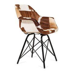 Купить Кресло Secret De Maison EAMES RODEO (металл/шкура буйвола) в Симферополе, Крыму