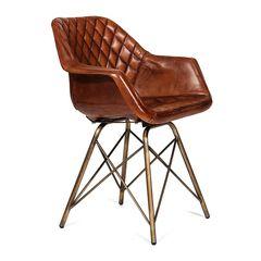 Купить Кресло Secret De Maison EAMES BULL (металл/кожа буйвола) в Симферополе, Крыму
