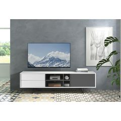 Купить ТВ тумба DUPEN TV131 WHITE в Симферополе, Крыму
