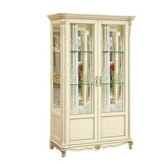 Купить Шкаф с витриной «Алези 2» П350.19 в Симферополе, Крыму