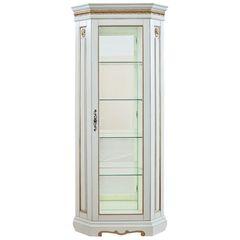 Купить Шкаф с витриной «Милана 10» П265.10 в Симферополе, Крыму